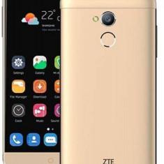 Blade V7 Lite Dual SIM (Fingerprint) 13MP/5MP LTE Gold - Telefon mobil ZTE