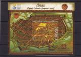 ROMANIA 2007 , LP 1770  , SIBIU  COLITA DANTELATA  MNH, Nestampilat