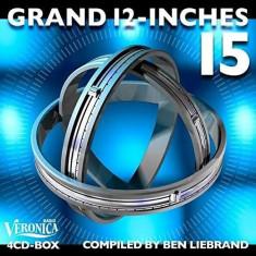 Ben Liebrand - Grand 12 Inches 15 ( 4 CD ) - Muzica Dance