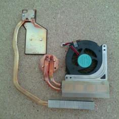 Radiator procesor. radiator placa video. cu ventilator Toshiba Tecra M9