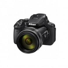 Aparat foto Nikon Coolpix P900 16 Mpx zoom optic 83x WiFi Negru - Aparat Foto compact Nikon
