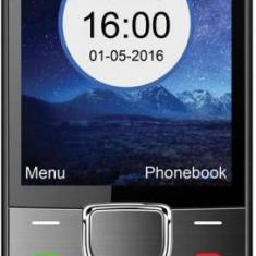 "MM320 Single SIM 3.2"" Black Maxcom"
