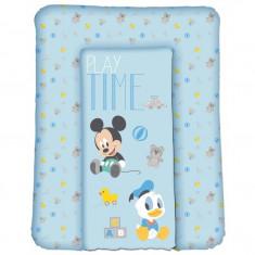 Saltea de infasat Mickey Disney Eurasia - Set mobila copii