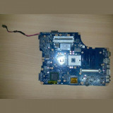Placa de baza defecta Toshiba Satellite L500 umblat pe ea - Placa de baza laptop