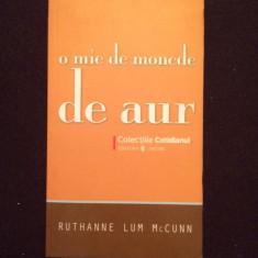 O Mie De Monede De Aur -Ruthanne Lun Mccunn - Roman