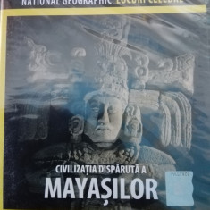 Civilizatia disparuta a mayasilor dvd National Geographic - Film documentare, Romana