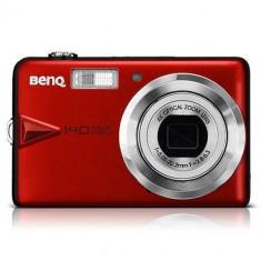 Aparat foto BenQ DC T1460 Rosu - Aparat Foto compact Benq