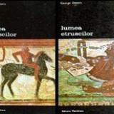 Lumea Etruscilor (vol. I + II) - George Dennis - Istorie