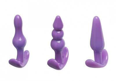 Butt plug silicon foto
