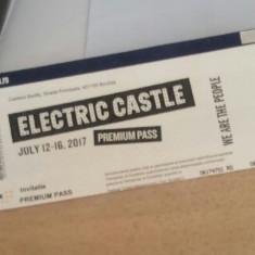Bilet Electric Castle - Premium Pass - Bilet concert