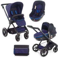 Carucior Muum Matrix Light Albastru - Carucior copii 2 in 1 Jane