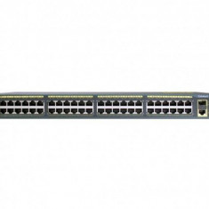 Switch Cisco Catalyst 2960 Plus 48 porturi