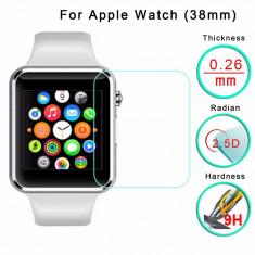 Folie sticla Apple iwatch 38MM protectie securizata - Folie de protectie