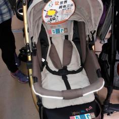 Vand carucior nou - Carucior copii 2 in 1 Baby Design, Crem