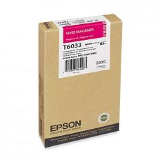 Consumabil Epson T6033 vivid magenta - Toner