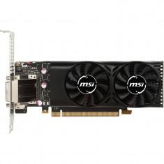 Placa video MSI nVidia GeForce GTX 1050 Ti 4GT LP 4GB DDR5 128bit