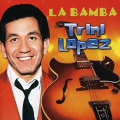 Trini Lopez - La Bamba ( 1 CD ) - Muzica Rock & Roll