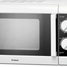 Cuptor cu microunde Trisa Classic 700W 20 L Alb