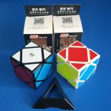 Cub Rubik QiYi QiCheng A Skewb Profesional 56 mm - Jocuri Logica si inteligenta