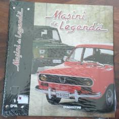 Biblioraft DeAgostini Masini de Legenda - Macheta auto, 1:43