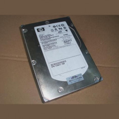 Hard disk server HP 3.5'' SAS 146GB 15K RPM 431943-003 - HDD server