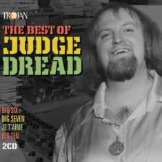 Judge Dread - Best of Judge Dread ( 2 CD ) - Muzica Reggae