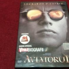 FILM DVD AVIATORUL - Film drama, Romana