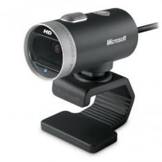 Camera web Microsoft LifeCam Cinema 6CH-00002, 720p HD, 1280 x 720, Microfon, Negru - Webcam