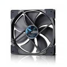 Fractal Design VEFDFANVENTHP14PWMBK, Venturi HP-14 PWM Black, (FD-FAN-VENT-HP14-PWM-BK), 140mm - Cooler PC