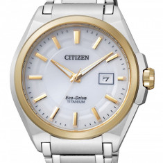 Ceas original Citizen Eco-Drive Titanium BM6935-53A