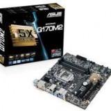 Placa de baza Asus ASUS Q170M2, Q170, DDR4-2133, SATA3, M.2, 2xDVI, DP, mATX - Placa video PC