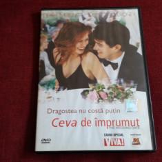 FILM DVD CEVA DE IMPRUMUT - Film comedie Altele, Romana