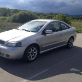 Opel Astra G Coupe Bertone din 2001, 1.8 benzina varianta de 125 CP, 203000 km, 1796 cmc