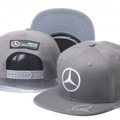 Sapca Mercedes Benz - F1 Racing 2017 ( tip Audi, volvo , BMW ) culoare NEGRU
