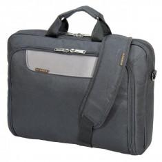 Everki Geanta notebook Everki Advance Briefcase 17.3 inch - Geanta laptop Everki, Nailon, Negru