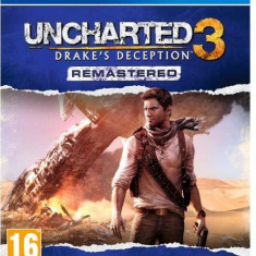 Sony Joc PS4 Uncharted 3: Drake's Deception