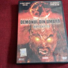 FILM DVD DEMONUL DIN UMBRA - Film SF, Romana