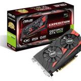 Placa video Asus GF EX-GTX1050-O2G, PCI-E3.0, GDDR5 - Placa video PC