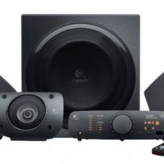 Logitech Z906, 5.1 speakers, 500W RMS, Wireless Remote - Boxe PC