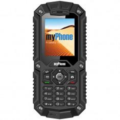 Telefon mobil MyPhone Hammer Dual Sim Black - Telefon MyPhone