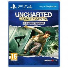 Sony Joc PS4 Uncharted : Drake's Fortune