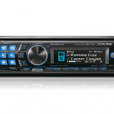 Sistem auto Alpine CDA-117Ri - CD Player MP3 auto
