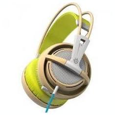 Casti Steelseries 51137, Gaming headset SteelSeries Siberia 200, verde - Casca PC