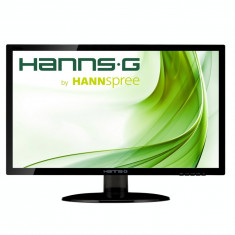Monitor LED Hannspree HannsG HE Series 195ANB, 16:9, 18.5 inch, 5 ms, negru, 18 inch, 1366 x 768