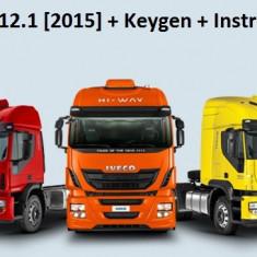 IVECO E.A.S.Y v12.1 [2015] + Keygen + Instructiuni Instalare - Soft diagnoza auto