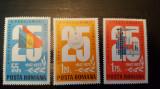 Timbre românești neștampilate - 1972, Nestampilat