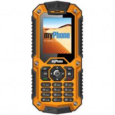 Telefon mobil MyPhone Hammer Dual Sim Orange - Telefon MyPhone