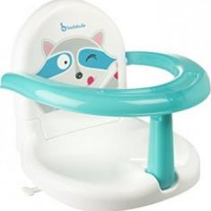 Scaun de baie pliabil Racoon Blue Badabulle - Cadita bebelusi