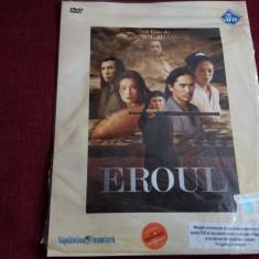 FILM DVD EROUL - Film actiune, Romana