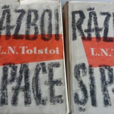 L N TOLSTOI - RAZBOI SI PACE - Roman